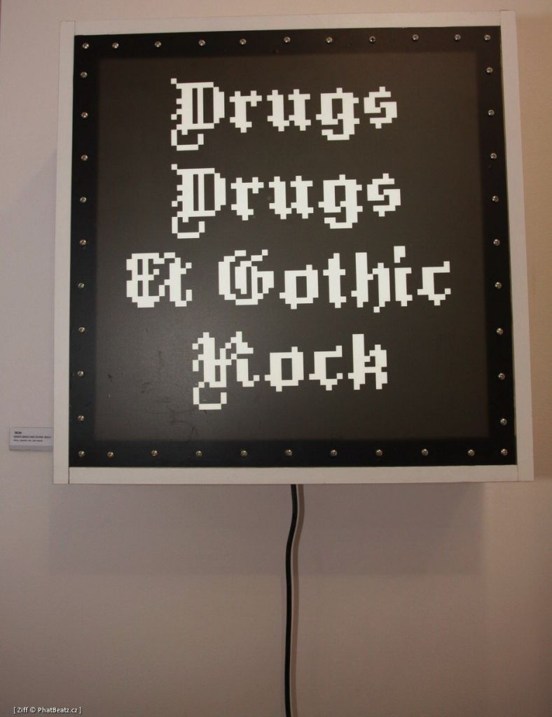 Tron - Drugs drugs and gothic rock